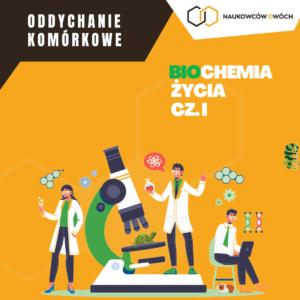 Biochemia życia cz.1 – Oddychanie komórkowe