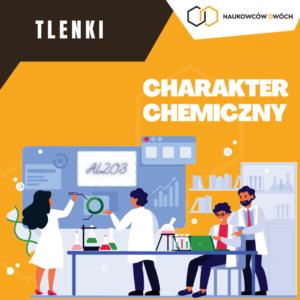 Charakter chemiczny tlenków